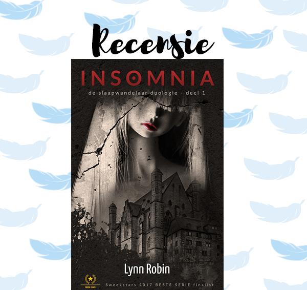 Recensie: Insomnia – Lynn Robin