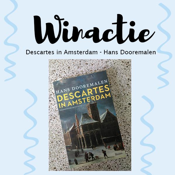 Winactie Descartes in Amsterdam