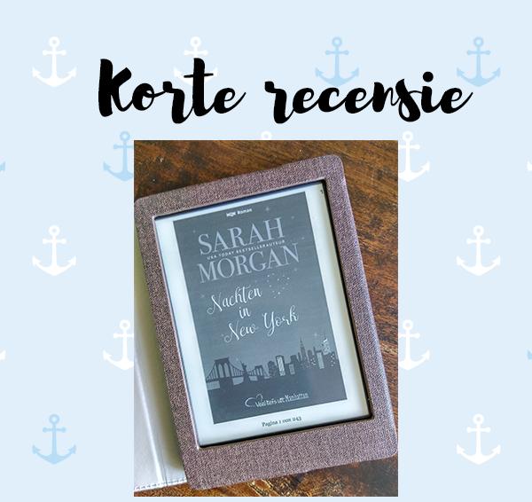 Korte recensie: Nachten in New York – Sarah Morgan