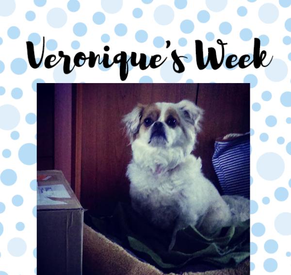 Veronique's Week #15: Hoe gaat het?
