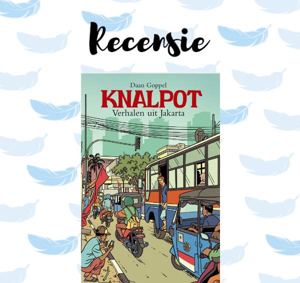 Recensie: Knalpot – Daan Goppel