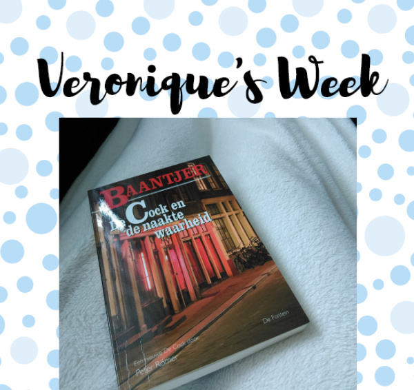 Veronique's Week #16: Sneeuw en boeken