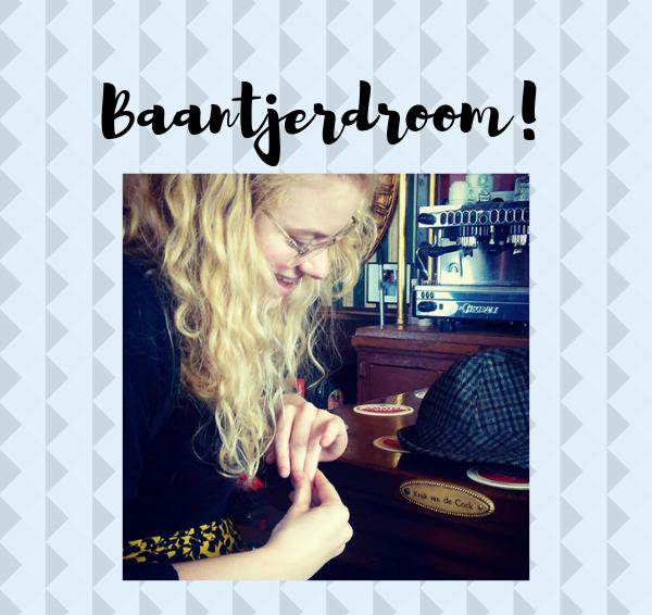 Baantjerdroom: Café Lowietje bezoeken