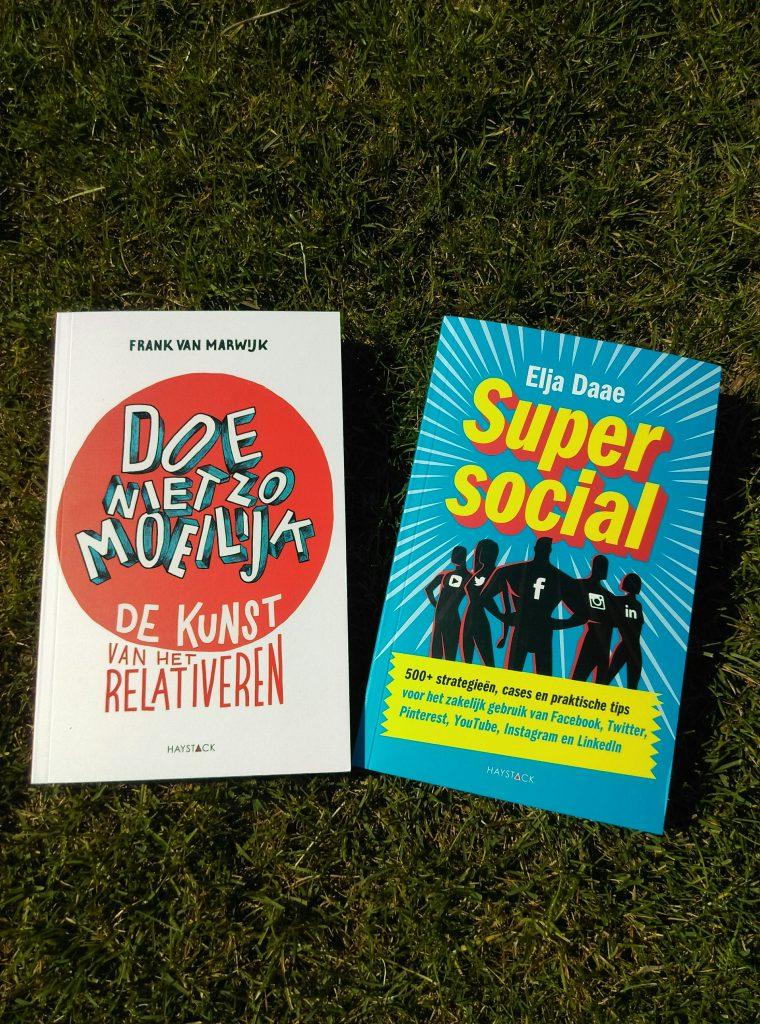 Super social en de kunst van het relativeren