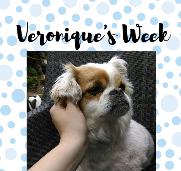 Veronique's Week #32: Lekker veel lezen