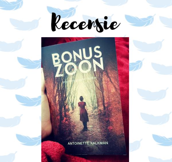 Recensie: Bonuszoon – Antoinette Kalkman