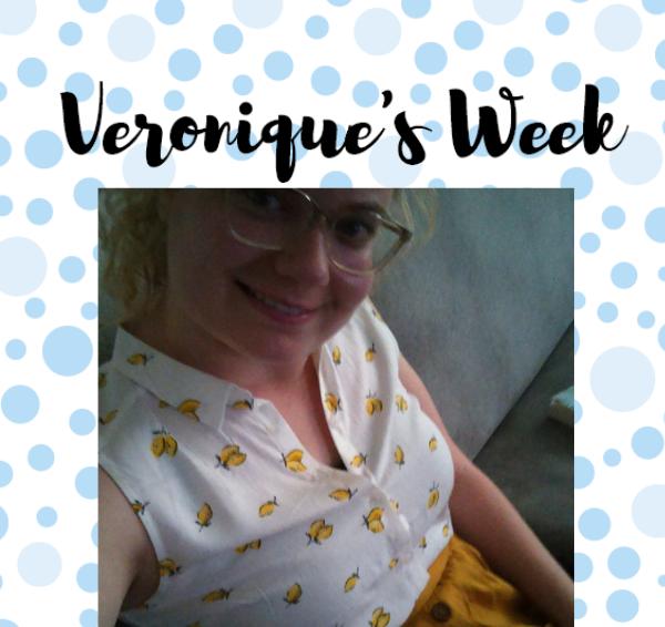 Veronique's Week # 35: Afstuderen en nieuws!
