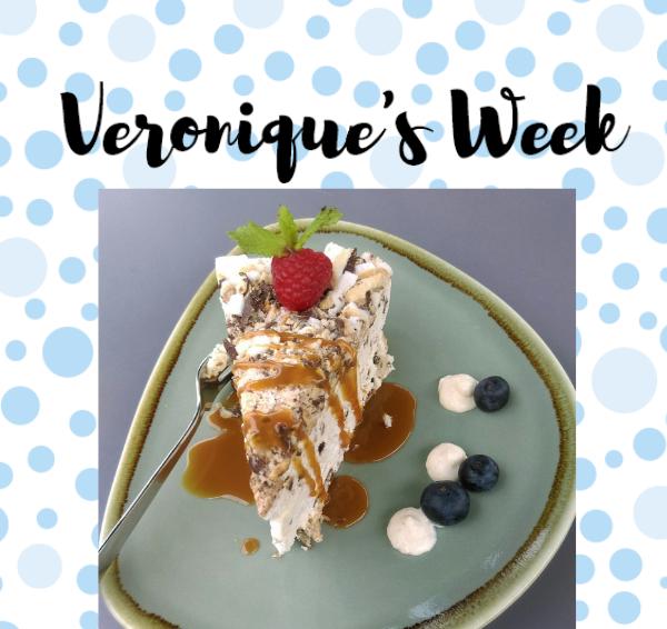 Veronique's Week #38: Examenstress, uiteten en uitzicht!