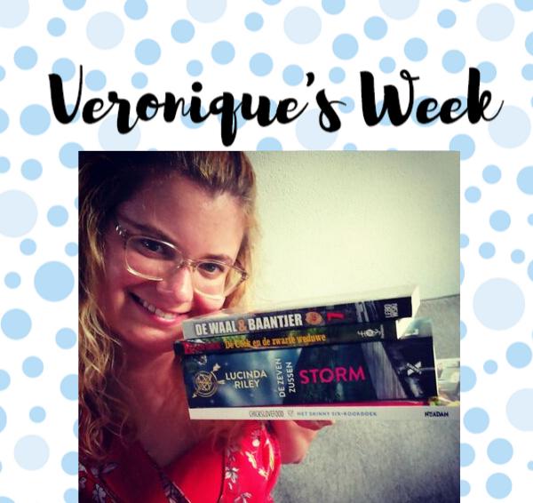 Veronique's Week #44: Boekpresentatie Kamer 305 & heel veel nieuwe boeken