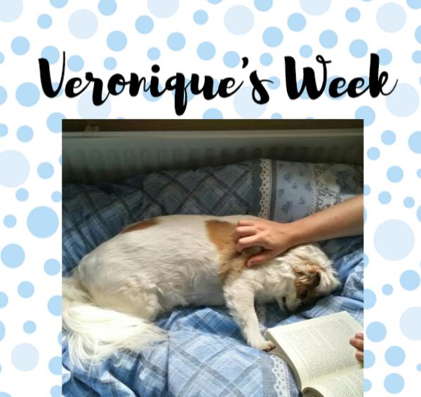 Veronique's Week #46: Knuffelen met Tommy