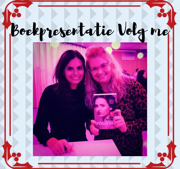 Plog: Boekpresentatie Volg me van Joyce Spijker