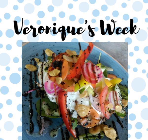 Veronique's Week #48: Genieten van lekker eten en nieuwe boekenleggers!
