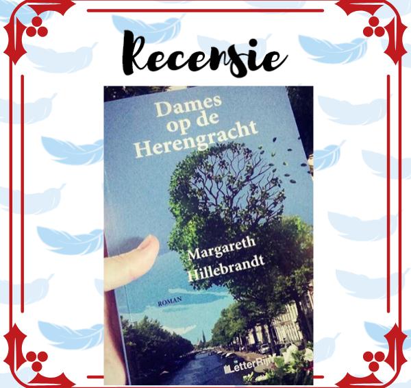 Recensie: Dames op de Herengracht – Margareth Hillebrandt
