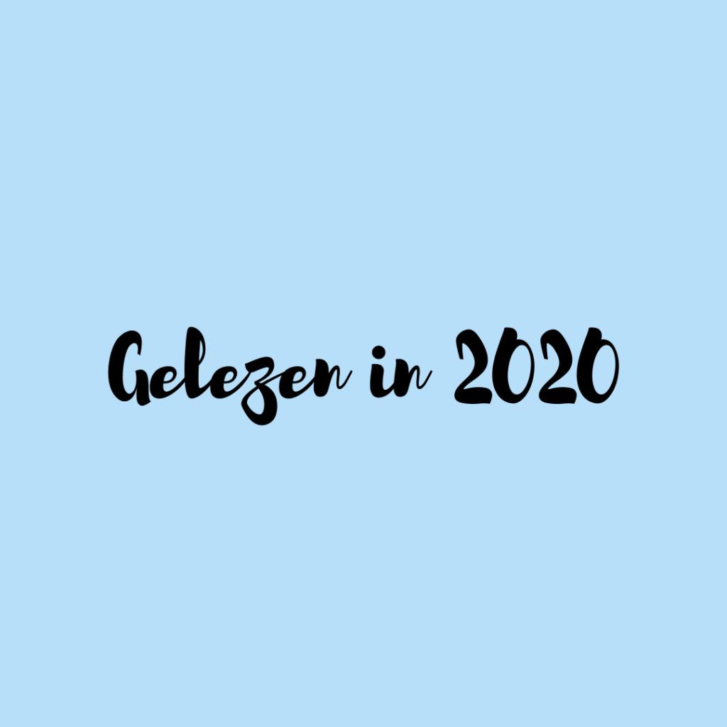 Gelezen in 2020