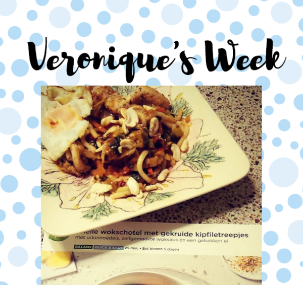 Veronique's Week #53: Koken met Hello Fresh