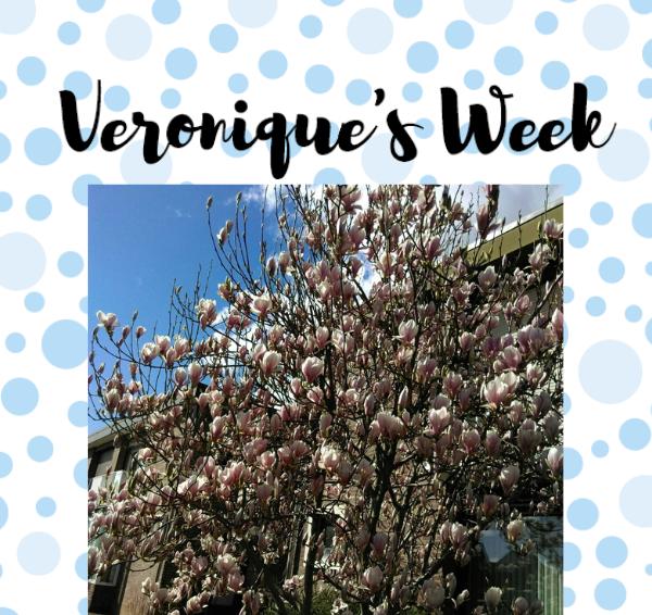 Veronique's Week #58: Uitwaaien en Boekenweek