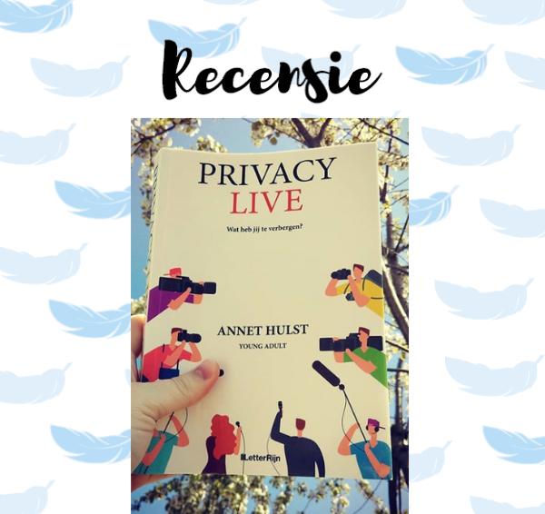 Recensie: Privacy Live – Annet Hulst