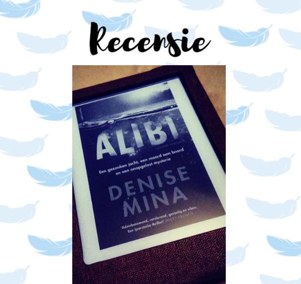 Recensie: Alibi – Denise Mina