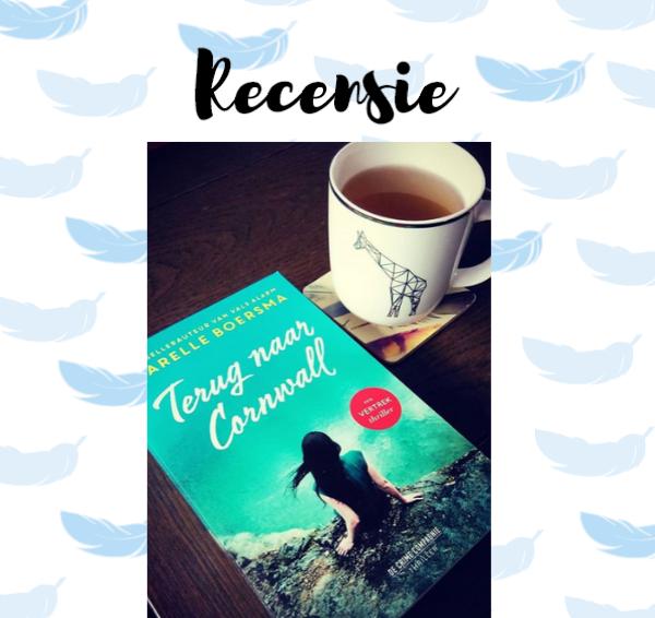 Recensie: Terug naar Cornwall – Marelle Boersma