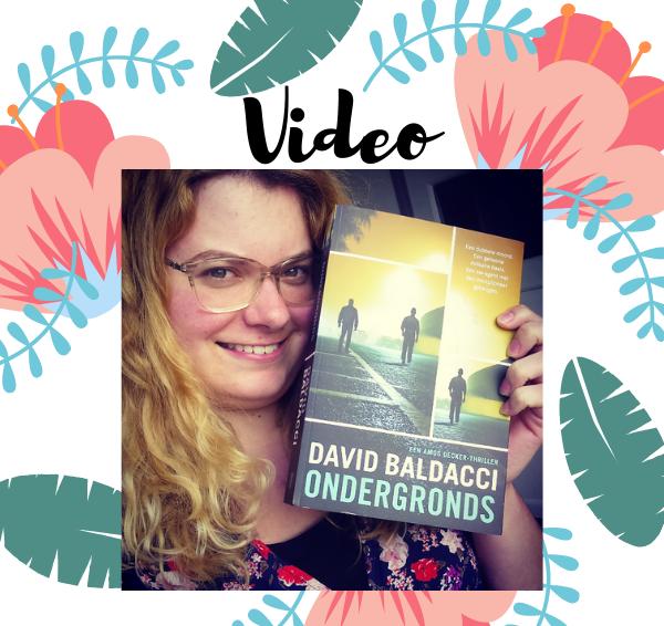 Video: Unboxing Ondergronds – David Baldacci