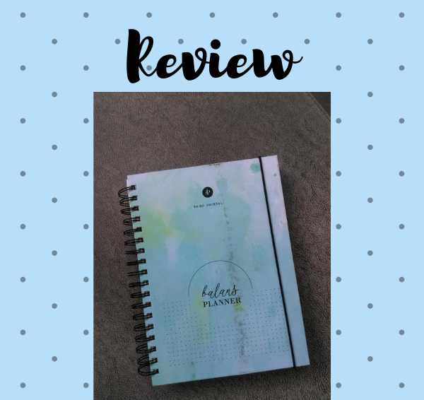 Review: Balansplanner