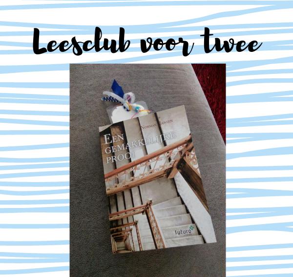 Leesclub voor twee: Een gemakkelijke prooi – Norman Jansen