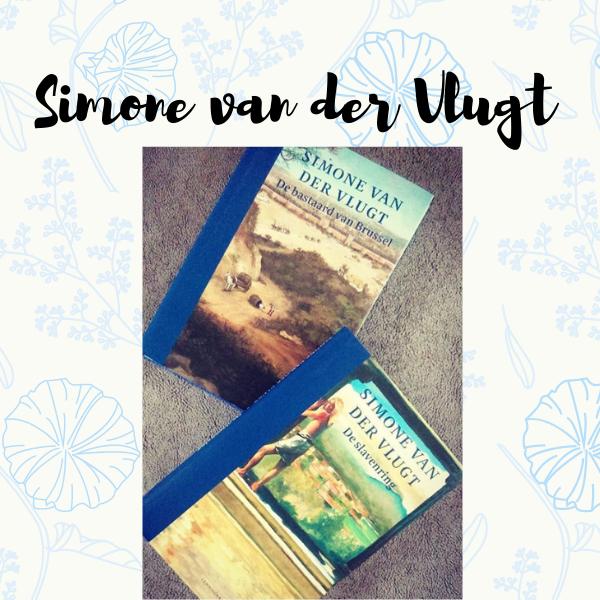 Simone van der Vlugt 25 jaar