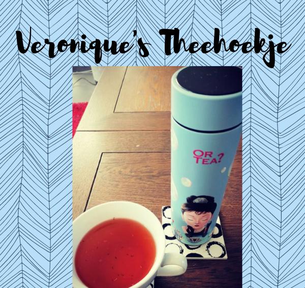 Veronique's Theehoekje: Mijn losse thee thermosfles van Or Tea? – review