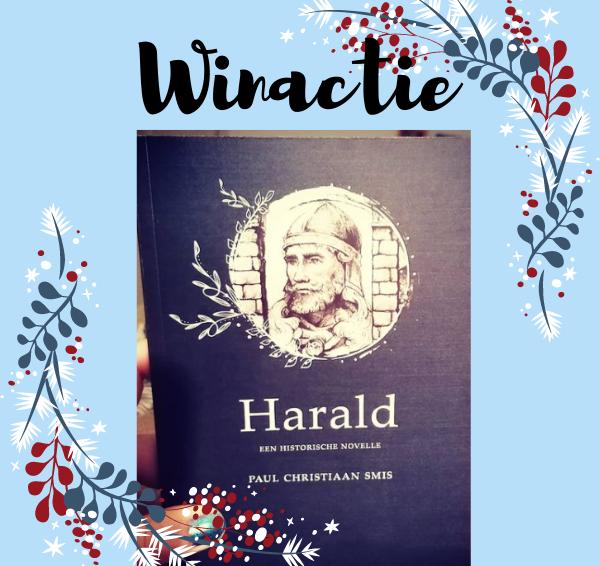 Winactie: Harald – Paul Christiaan Smis