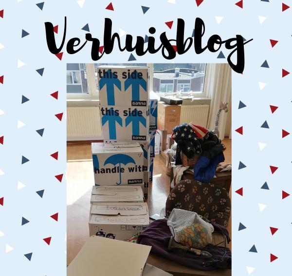 Verhuisblog #4: De verhuizing & de eerste dagen