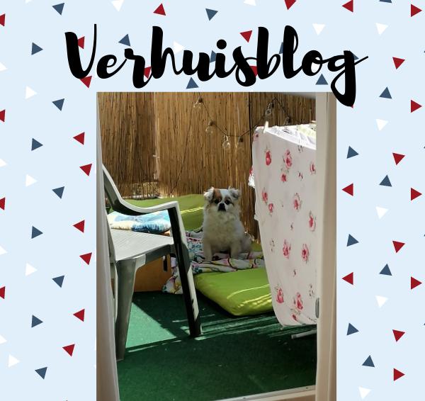 Verhuisblog #7: Balkon make-over
