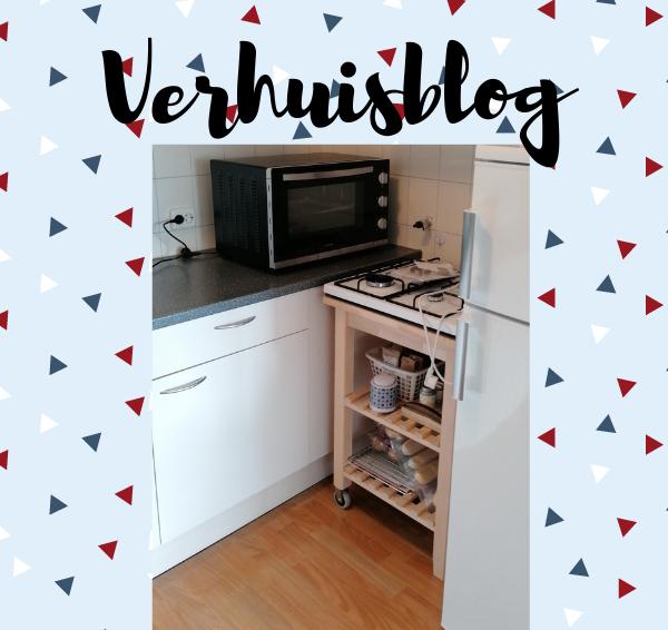 Verhuisblog #6: Eindelijk koken en bakken!
