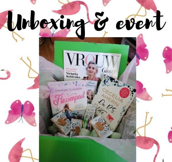 Unboxing & Zin in Feelgood-event