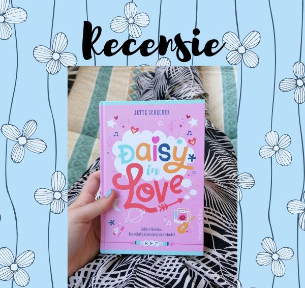 Recensie: BFF 1 – Daisy in love – Jette Schröder