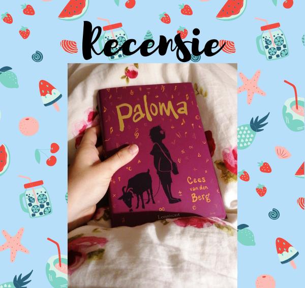 Recensie: Paloma – Cees van den Berg