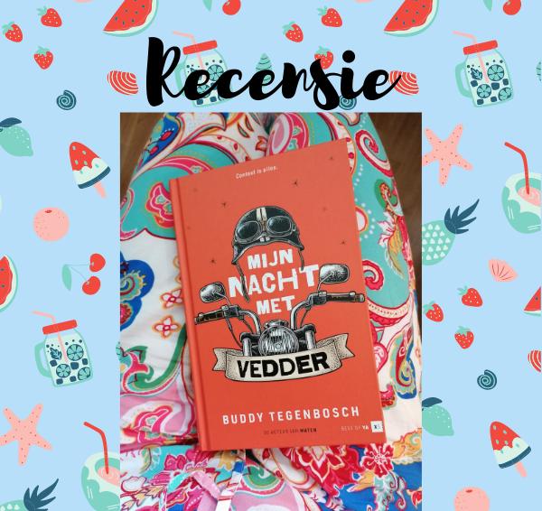 Recensie: Best of YA XS – Vedder – Buddy Tegenbosch