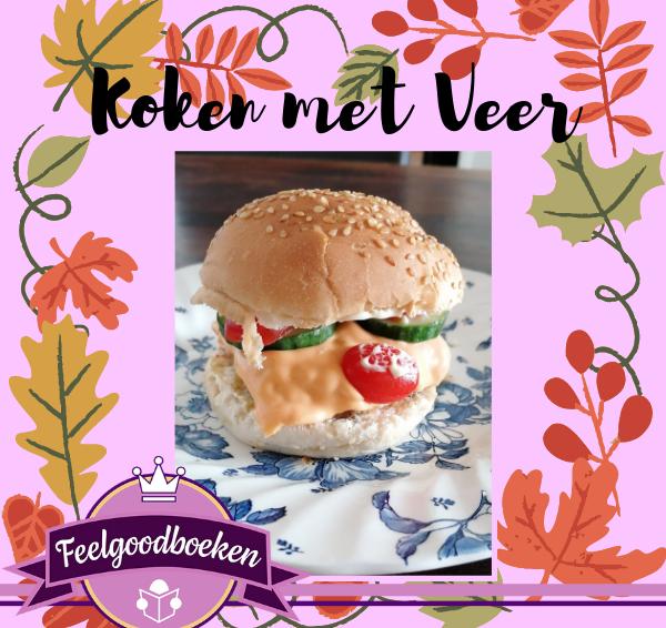 Koken met Veer: Liefde voor hamburgers