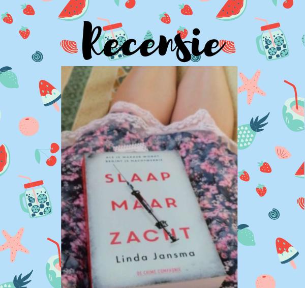 Recensie: Slaap maar zacht- Linda Jansma