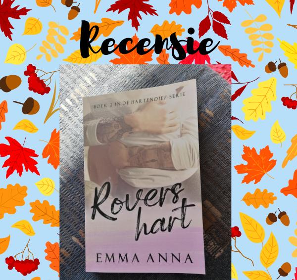 Recensie: Rovershart – Emma Anna
