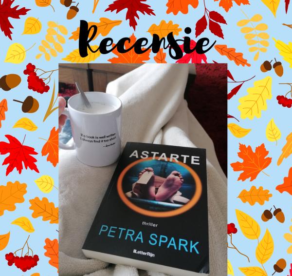 Recensie: Astarte – Petra Spark