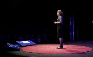 Mijn TED talk