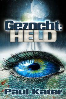 Boek cover Gezocht held