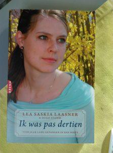 Ik was pas dertien- Lea Saskia Laasner