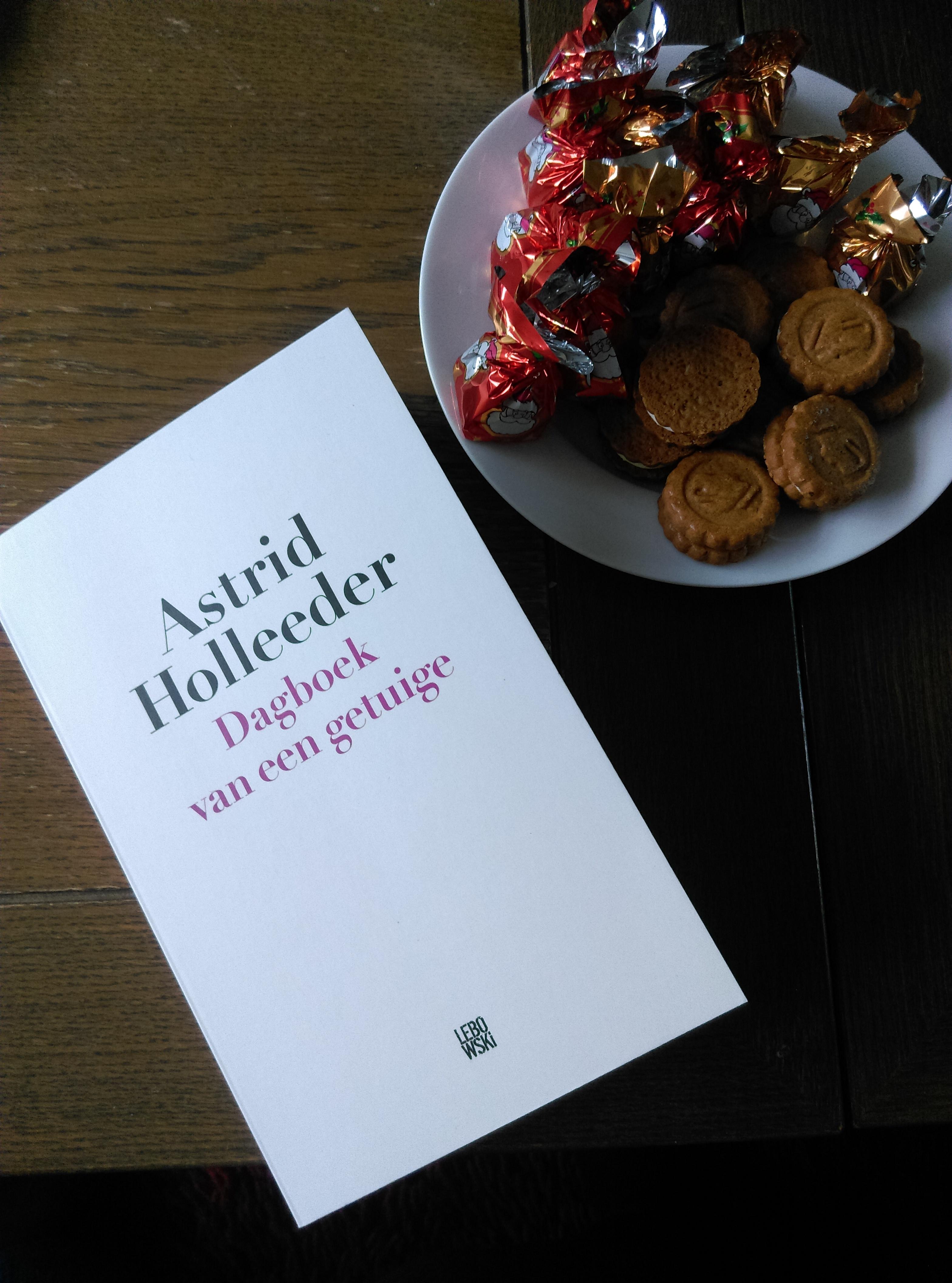Dagboek van een getuige Astrid Holleeder
