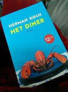 Boekcover Het Diner