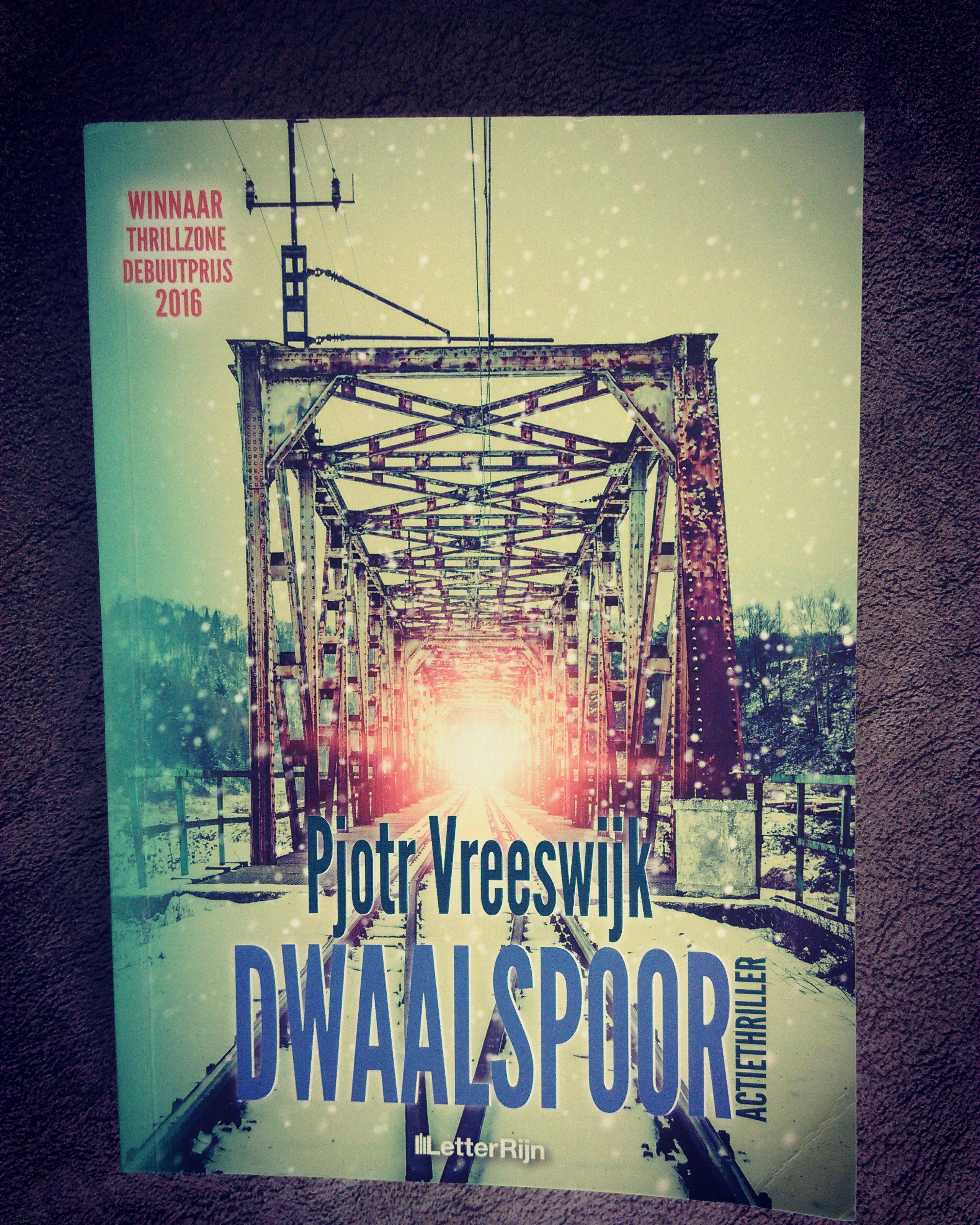 Dwaalspoor - Pjotr Vreeswijk